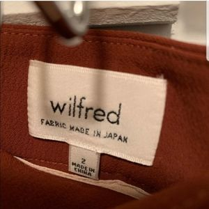 ARITZIA Wilfred Haily pant